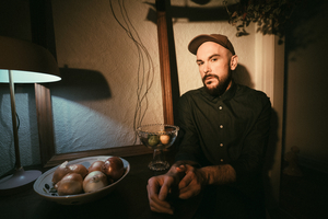Matt Lovell Changes Release Date for Debut LP NOBODY CRIES TODAY