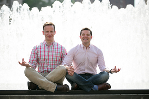 BWW Feature: At Home With Marc Tumminelli and James Donegan of BAKING WITH MARC AND JAMES