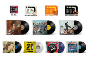 Craft Recordings, Record Store Day Announce New Dates For Roundup of Vinyl Exclusives