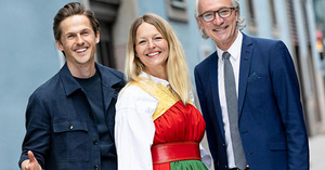 ARTISTS CELEBRATE SWEDEN NATIONAL DAY 6TH OF JUNE