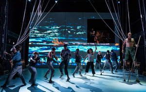 BWW Review: A MONSTER CALLS, Old Vic Online