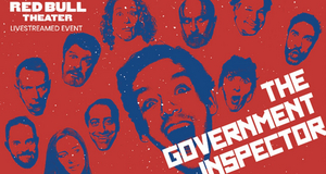 Red Bull Theater Will Present Livestream Reading of THE GOVERNMENT INSPECTOR Starring Michael Urie