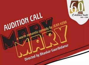 Bangalore Little Theatre Holds Virtual Auditions For MARY MARY
