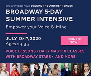 EMPOWERED VOICES NOW offers 5-Day Summer Intensive