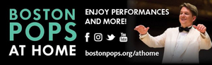 Keith Lockhart and Boston Pops Perform 'Pomp and Circumstance' Tonight in Massachusetts Commencement 2020