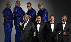 The Temptations and the Four Tops Return to the Van Wezel