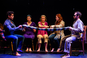 BWW Spotlight Series: Meet Elmira Rahim Who Began Her Acting Career in Iran, Trained at USC, and Created the ELAN Ensemble
