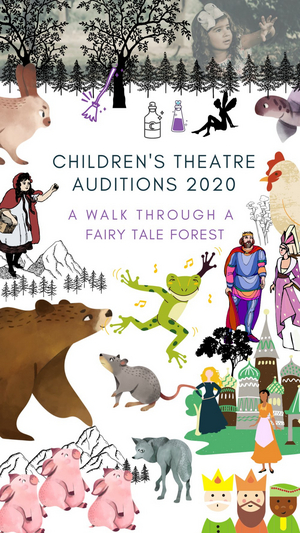 Yorkshire Playhouse Children's Theatre Announces Auditions For A WALK THROUGH FAIRY TALE FOREST