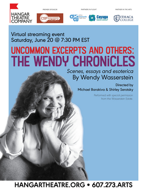The Hangar Theatre Company to Present UNCOMMON EXCERPTS AND OTHERS: THE WENDY CHRONICLES