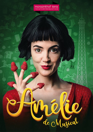 BWW Feature:  FRANSE FILMHIT AMELIE KOMT ALS MUSICAL NAAR NEDERLAND at National Tour