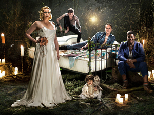 The National Theatre Announces A MIDSUMMER NIGHT'S DREAM, THE DEEP BLUE SEA, and More to Be Streamed as Part of National Theatre at Home