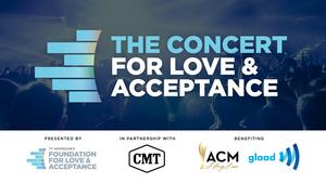Rita Wilson, Matt Bomer, & Lauren Alaina Join Lineup for 2020 Concert for Love & Acceptance