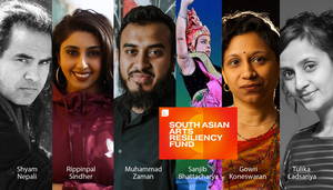 South Asian Arts Resiliency Fund Awards Grants to 24 Artists