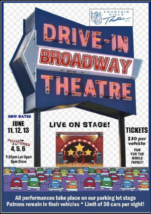 BWW Review: BROADWAY DRIVE-IN THEATRE Offers Socially Distant, In-Person Concert at Fountain Hills Theater