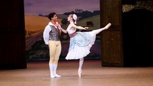 BWW Review: LA FILLE MAL GARDEE, Royal Opera House
