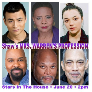 Tonya Pinkins, James Monroe Iglehart and More to Star in MRS. WARREN'S PROFESSION Presented by Plays in the House