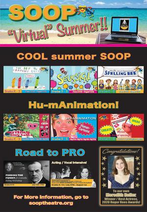 SOOP Theatre Company Introduces All Virtual Summer Programs