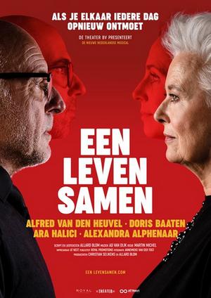 BWW Feature:  DORIS BAATEN EN ALFRED VAN DEN HEUVEL VANAF SEPTEMBER IN NIEUWE NEDERLANDSE MUSICAL  at National Tour