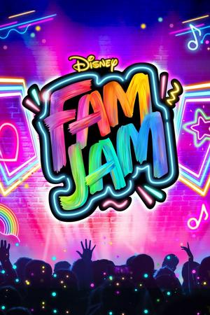 Disney Channel Announces Premiere Date for the Return of DISNEY FAM JAM