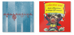 Craft Recordings Celebrates The 25thAnniversary of COLLECTIVE SOUL With Deluxe Reissue and Vinyl Pressing