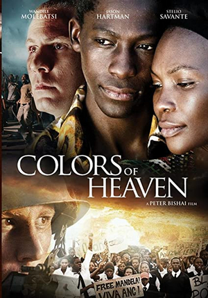 COLORS OF HEAVEN Heads to Amazon Prime