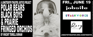 The Juneteenth Justice Theatre Project Begins With POLAR BEARS, BLACK BOYS, & PRAIRIE FRINGED ORCHIDS