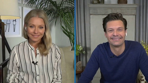 RATINGS: LIVE WITH KELLY AND RYAN Is the Week's No. 1 Daytime or Syndicated Talk Show