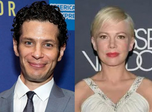 Thomas Kail and Michelle Williams Welcome Their First Baby Together