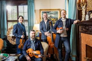 Miró Quartet To Perform Complete Beethoven String Quartets in Twelve Livestreamed Concerts