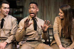 BWW Feature: MASH NOTE TO VIOLET at Cadence Theatre Company In Partnership With Virginia Rep