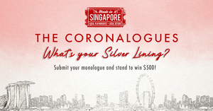 Singapore Repertory Theatre Hosts Monologue Writing Contest