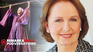 Red Bull Theater Continues REMARKABULL PODVERSATIONS With Kate Burton