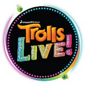 TROLLS LIVE! at The First Interstate Center for the Arts Rescheduled to September 2021