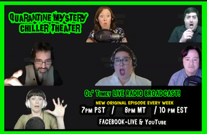 BWW Feature: Quarantine Mystery Chiller Theater Presents Saturday Night Online Episodes