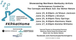 #KPAatHome Series Celebrates Northern Kentucky Artists