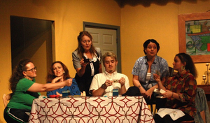 BWW Review: THE ODD COUPLE (FEMALE VERSION) at Monticello Opera House