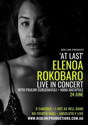 BWW REVIEW: AT LAST-ELENOA ROKOBARO LIVE IN CONCERT Brings A Cabaret Love Letter To Loungerooms For Audiences Craving Live Performance While Theatres Remain Closed.