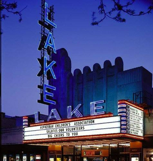 Classic Cinemas Lake Theatre Set to Reopen on July 10