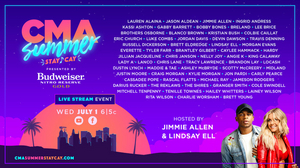 Luke Combs, Maddie & Tae, Rascal Flatts and More Join Lineup for CMA SUMMER STAY-CAY