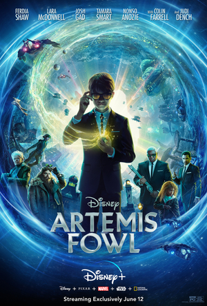 Review Roundup: What Did Critics Think of ARTEMIS FOWL?