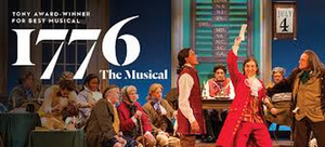 BWW Review: News about 1776, CPH/DOBAMA ARTISTIC DIRECTORS, OHIO SHAKS, FALSETTOS, BOYS IN THE BAND & MASCULINITY MAX and JOSH GROBAN