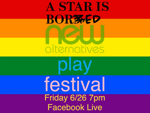 Kara Young, Malik Reed and A.A. Brenner Set For NEW ALTERNATIVES PLAY FESTIVAL