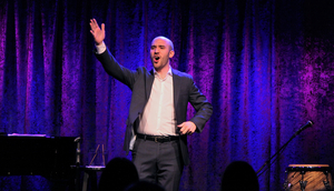 BWW Feature: MAC Award Nominee Ari Axelrod Brings A CELEBRATION OF JEWISH BROADWAY Online In Live Performance