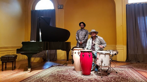 Lafayette Gilchrist & Kevin Pinder Launch New Virtual Series A PERCUSSION DISCUSSION