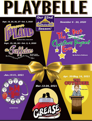 Bellevue Little Theatre Announces 2020-21 Season - GREASE, FOREVER PLAID, and More!