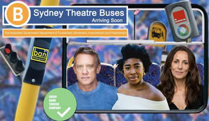 An Assorted Few, Ban Shakespeare and Green Door Theatre Company Present SYDNEY THEATRE BUSES