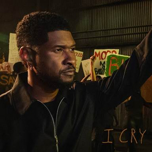 Usher Releases New Song 'I Cry'
