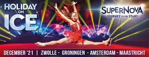 BWW Feature: HOLIDAY ON ICE SHOW SUPERNOVA WEGENS CORONAMAATREGELEN UITGESTELD TOT DECEMBER 2021