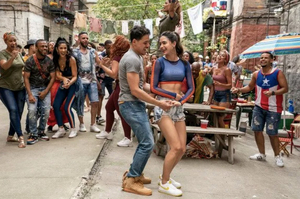 Melissa Barrera and Leslie Grace Discuss Filming IN THE HEIGHTS and How it Represents the Latinx Community