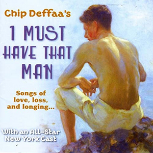 John Tartaglia, Stephen Bogardus and More Featured on Chip Deffaa's 'I Must Have That Man' Album - Out Now